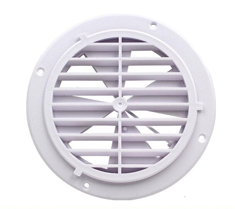 Rv Roof Air Vent Grille Without Fan Travel Trailer Van