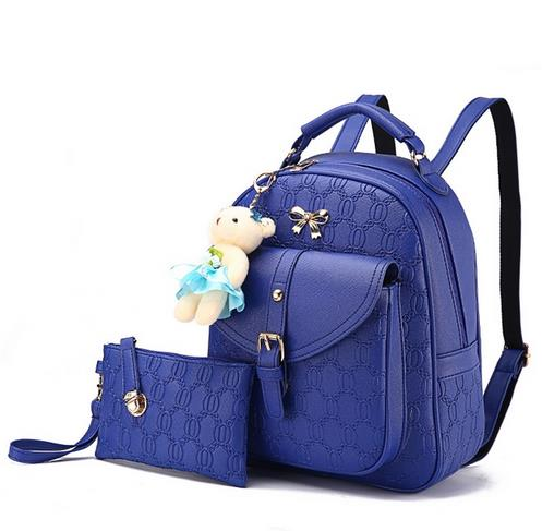 High Quality Solid Leather Back Pack Women Leather Mochila Escolares Adolescentes Femininas Backpacks For Teenage Girls