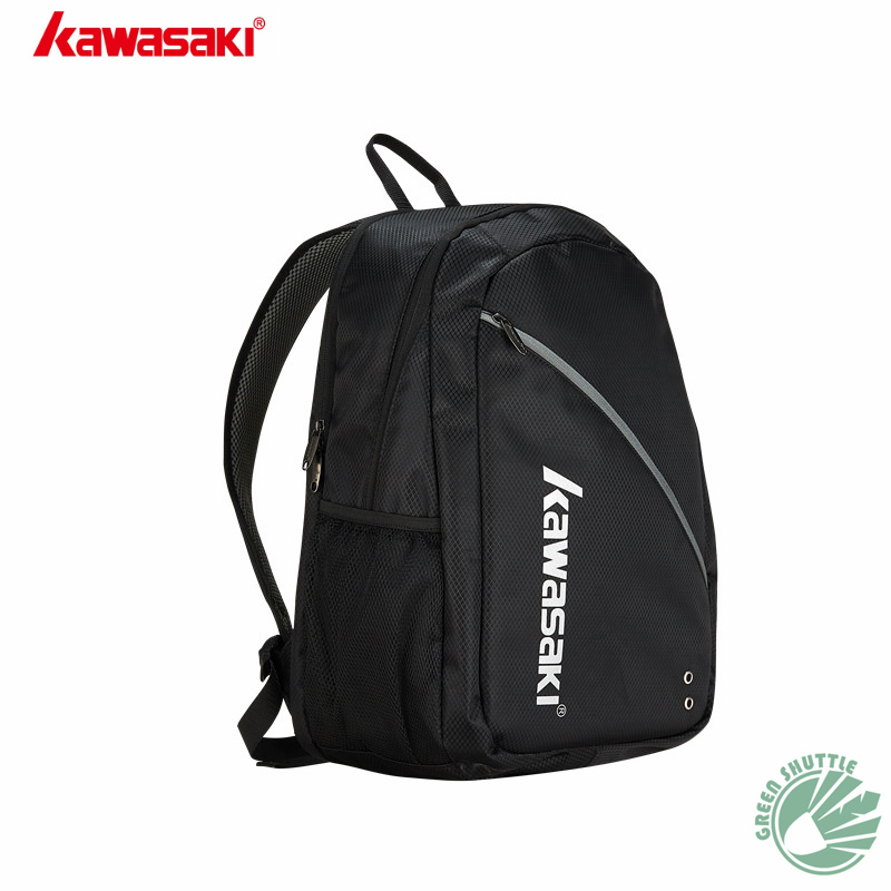 Image 2 - 2019 New Kawasaki Mountaineering Travel Bag Badminton  Double Shoulder Backpack Student  Both Boys And Girls kbb 8208 8207-in Racquet Sport Bags from Sports & Entertainment