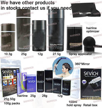 Blender Conceal Styling Fiber Hair Powders Loss Hair