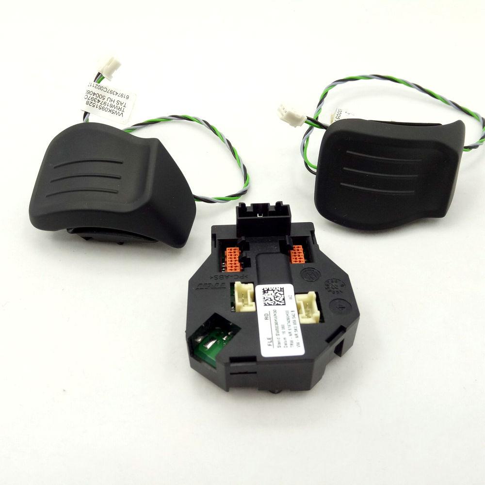 ФОТО Multifunction Steering Wheel Module +Shift Paddle For VW Golf MK6 VI Jetta MK5 V Passat B6 B7 CC Tiguan 5K0959542A