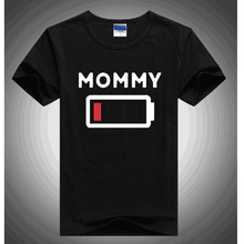 All Family Summer Battery Printed T-Shirts