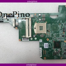 Top quality , For HP CQ62 G62 G72 615849-001 laptop motherbo