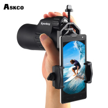 Askco Novi mobitel adapter za Binocular Monocular Spotting Scopes Teleskopi Universal Mobile Phone Camera Adapter