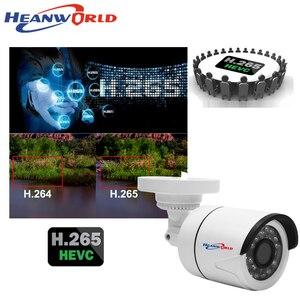 Image 4 - H.265 HD 3.0MP IP 5MP Camera PoE 48V Mini Chân Đế Camera ngoài trời 2MP Chống Nước Tầm Nhìn Ban Đêm CAMERA An Ninh 1080P P2P
