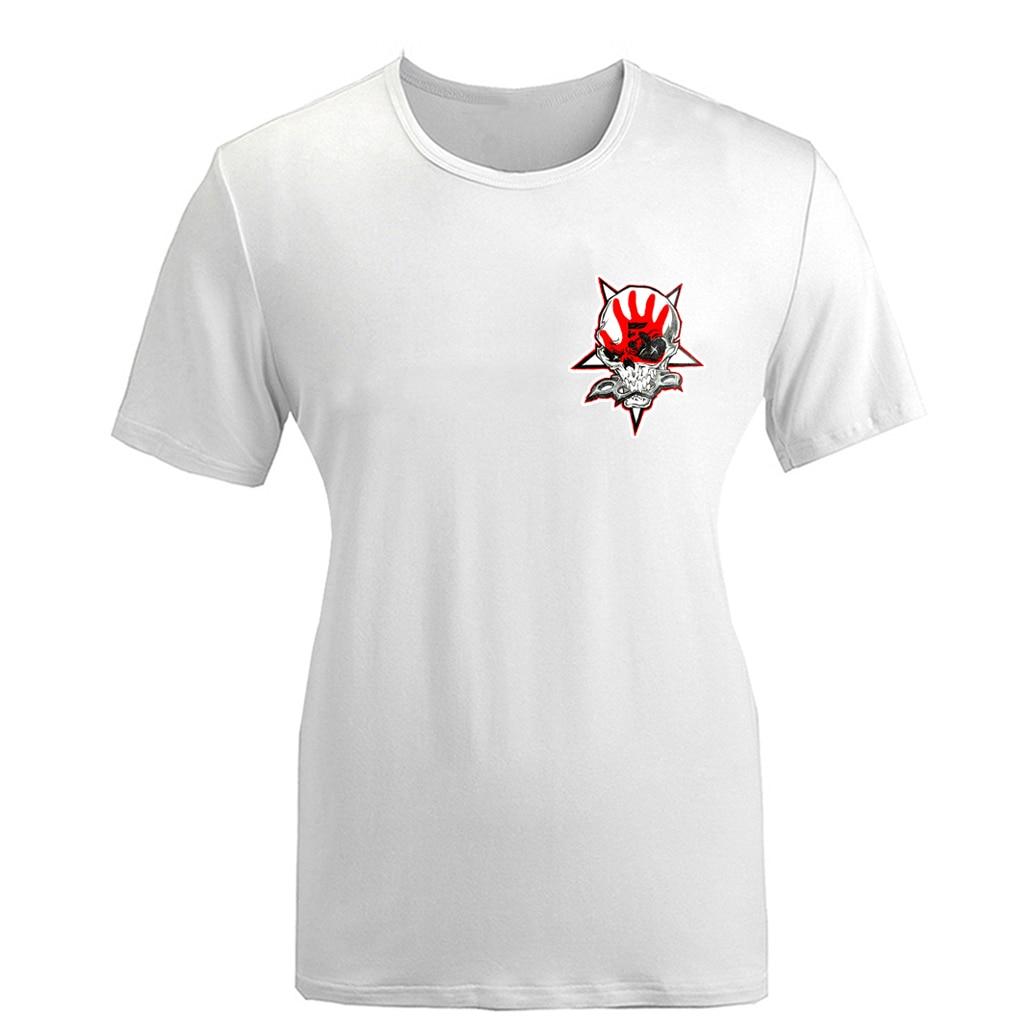 Five Finger Death Punch 5FDP Frauen Kurzarmshirts International - Herrenbekleidung - Foto 5