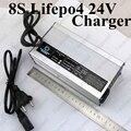Charger 24V 5A lipo battery charger 110v 220v / output DC 29.2v charger 5A Lifepo4 8s electric bike 24v 20ah pack Aluminum Case