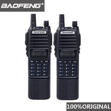 2pcs Baofeng UV-82 Walkie Talkie 5W 3800mAh Battery Dual Long Band Radio PTT UV82 Woki Toki UV 82 Comunicador