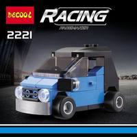 Decool Technic City Creator Mini Smart Building Blocks Bricks Model Kids Toys Marvel Minifigure Compatible Legoe