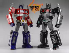 32CM Wei Jiang TF G1 Masterpiece MPP10 MPP10B black Alloy&ABS Diecast Optimus Prime New free shipping by EMS