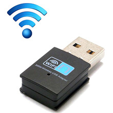 Elisona 300Mbps Wireless Internet USB 2.0 router Signal Booster Network Card 802.11 b/g/n 2.4GHz Wifi Dongle Lan Receiver