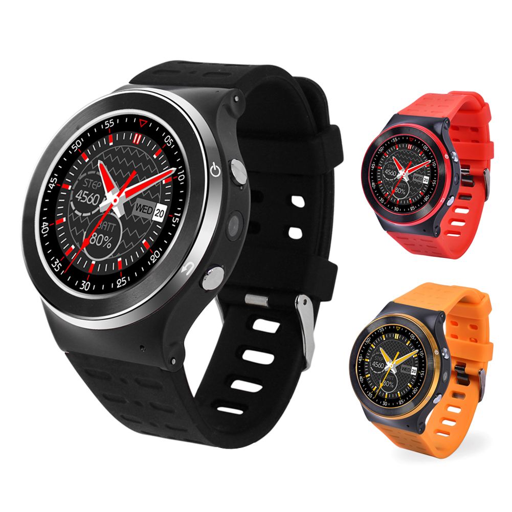 New Original MTK6580M S99 GSM 3G Quad Core Android 5.1 Smart Watch With 5.0 MP Camera 8G App GPS WiFi Bluetooth V4.0 Pedometer songku s99b 3g quad core 8gb rom android 5 1 smart watch with 5 0 mp camera gps wifi bluetooth v4 0 pedometer heart rate