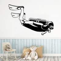 Amusing Diving Vinyl Wallpaper Roll Furniture Decorative Decor Living Room Bedroom Removable Decal Creative Stickers