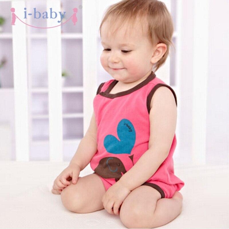 i-baby Baby Romper Novorozenec Dětské oblečení Dívčí dívka - Oblečení pro miminka