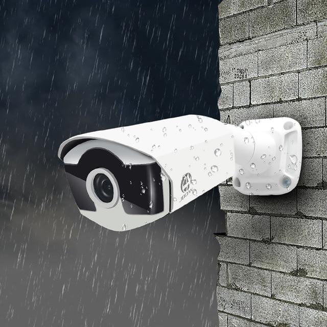 JOOAN Security Camera AHD 1920 x 1080P 2.0MP 323+V30E 4 Array LED Outdoor Surveillance CCTV Night Vision Bullet Cam with IR-Cut