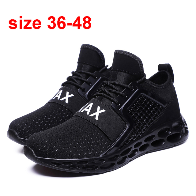 Weweya Croc Shoes Men Flyknit Sneakers Men Casual Shoes Man Trainers Walking Shoes Male Outdoor Footwear Tenis Masculino Adulto