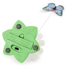 Cat Toys Colorful Butterfly
