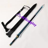 Sword Art Online Ordinal Scale Kirito Sword with Belt Cosplay Prop ACGcosplay