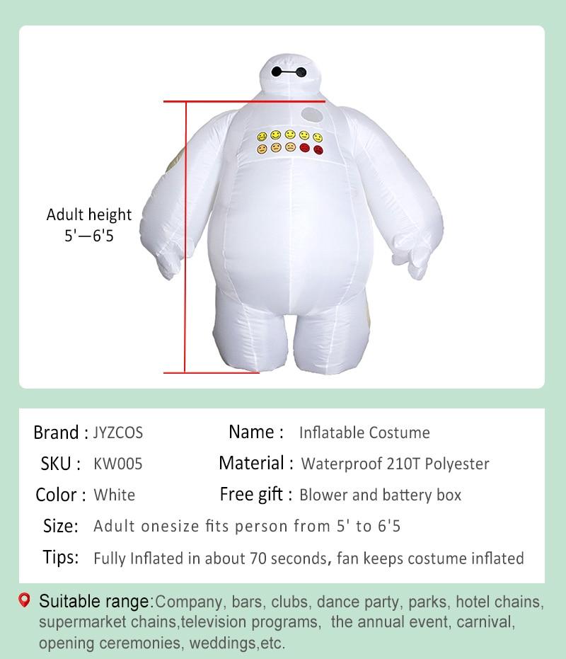 Men Inflatable Hero Big 10