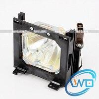 An-p25lp/bqc-xgp25x // 1 lâmpada nua original com habitação para sharp pg-m60x pg-mb60x pg-m60xa  xg-m60x xg-mb60x projetor