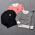 1-5yrs Children Knitted Sweaters Brand Baby Boy Clothes Infant 100% Cotton Long Sleeve Children Outwear Clothing Kids Bobo
