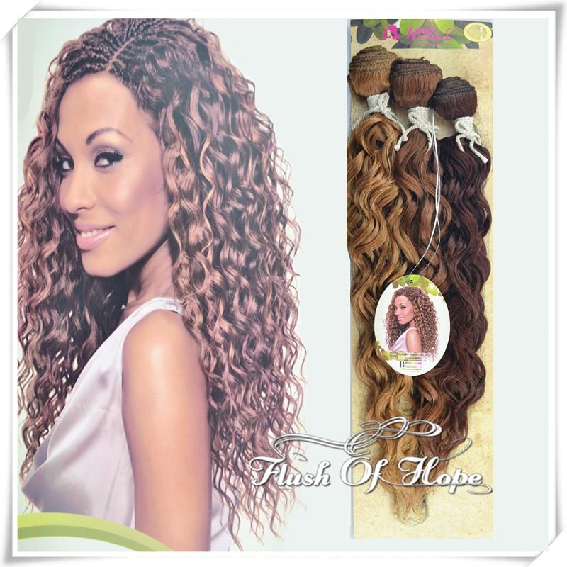 8 Packslot Noble Classic Brazilian Tonya Fumi Spanish Curl Ombre