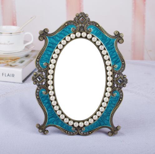 Venda quente espelho europeu do vintage, a
