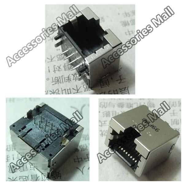 Laptop RJ45 Jack/Network interface cards/Ethernet port/LAN