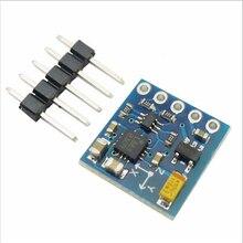 5 шт. GY-271 HMC5883L модуль тройной трехосный Компас магнитометр Сенсор 3 V-5 V для arduino