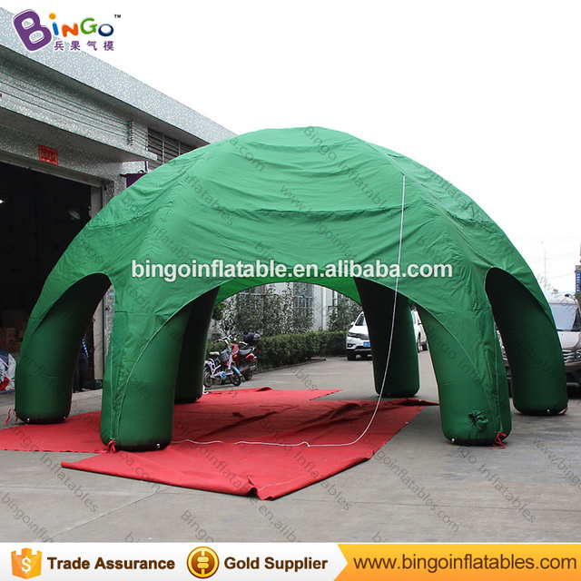 Free Shipping green Inflatable spider Tent/blow up spider tent with air blower-toy  sc 1 st  AliExpress.com & Free Shipping green Inflatable spider Tent/blow up spider tent ...