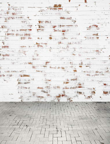 Fleece art brick wall & floor photo backdrop fleece photography backdrops for photo studio photography background HG-236-O huayi 4pc 2x2ft wood floor brick wall backdrop vinyl photography backdrops photo props background small object shooting gy 019