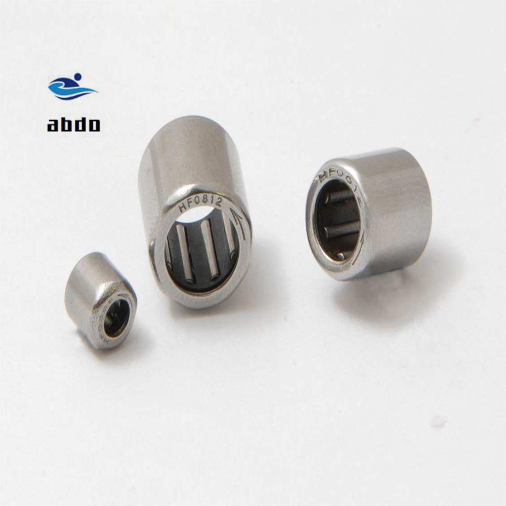 6mm*10mm*12mm 4 PCS 6x10x12mm HF0612 One Way Clutch Needle Roller Bearing