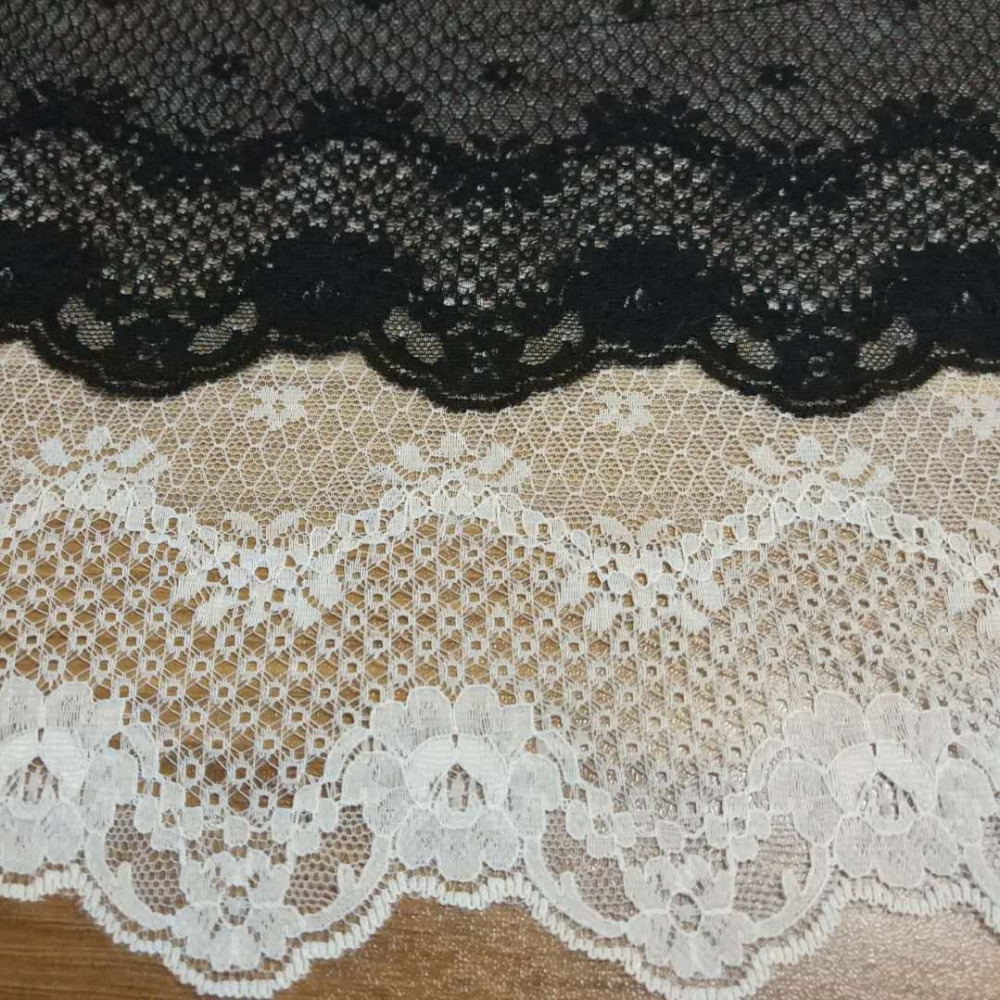 100yards French Nylon Lace Underwear Edge Lace Sewing Lace
