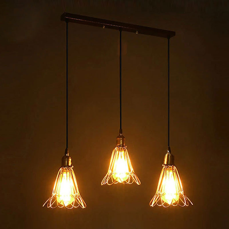 Retro Vintage Pendant Lights