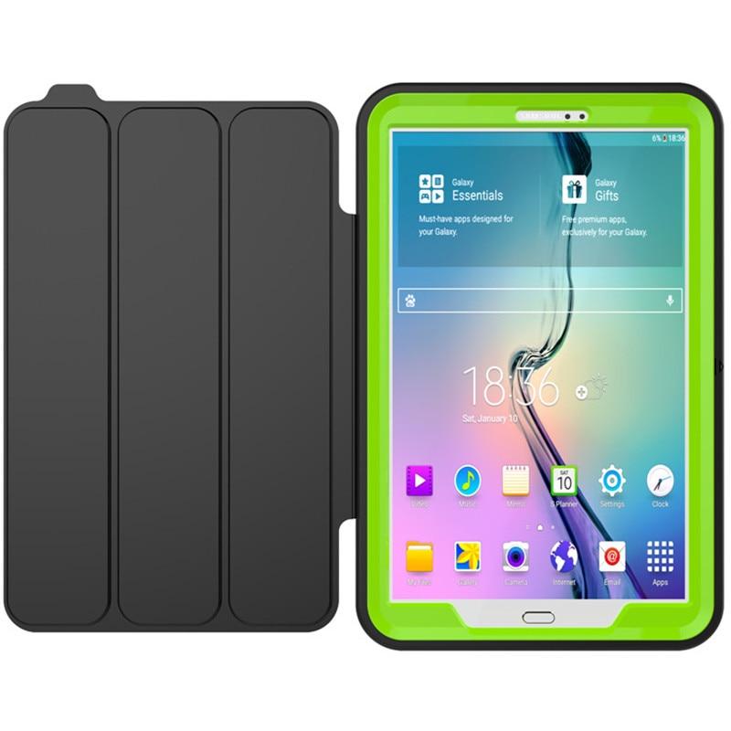 Samsung Galaxy Tab A үшін SM-T580 Case үшін Hmsunrise - Планшеттік керек-жарақтар - фото 4