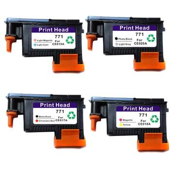 Vilaxh 771 печатающая головка Замена для HP 771 для Designjet Z6200 печатающая головка CE017A CE018A CE019A CE020A