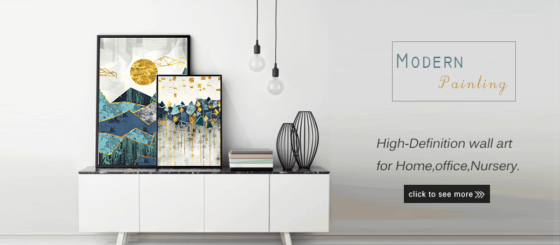 HTB18hhdafjsK1Rjy1Xaq6zispXas Nordic Abstract Geometric Mountain Landscape Wall Art Canvas Painting Golden Sun Art Poster Print Wall Picture for Living Room