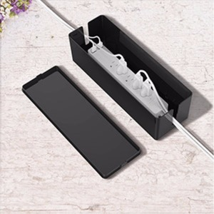 Image 5 - ORICO PB3218 fireproof Socket Storage Boxes  storage box desk  Dustproof Protection holder Safety Socket
