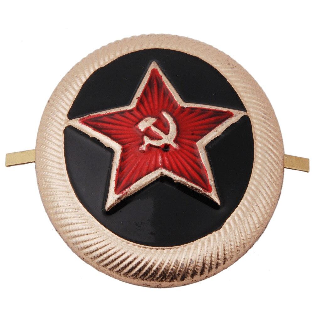 Russe marine soviétique urss MARINES militaire métal chapeau BADGE-36274