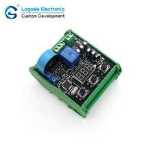 Alta qualidade AC0-100mA Atual módulo Sensor Interruptor de atraso de saída gama Completa de saída linear, saída de relé. frete grátis