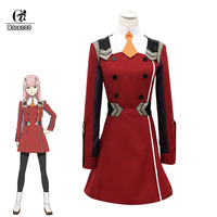 ROLECOS DARLING In The FRANXX Anime Cosplay Costume 02 Cosplay Zero Two Brand Women Costume Full