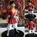 20cm Dragon Ball Z Action Figure Hercule Mark Satan PVC Figurine Hero Collectible Model