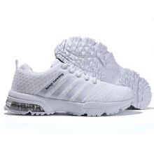 Новые мужские кроссовки wo мужские кроссовки женские мужские дышащие теннисные кроссовки со шнуровкой беговые кроссовки Мужская Спортивная обувь