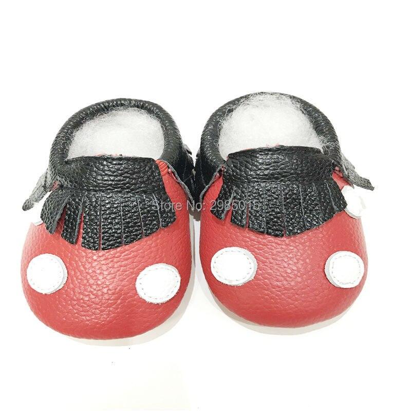 Nieuwe collectie gratis verzending baby schoenen Mickey en Minnie - Baby schoentjes - Foto 3