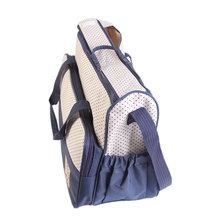 5pcs/lot Baby Diaper Bag Mummy Stroller Toddler Nappies Organizer Bag