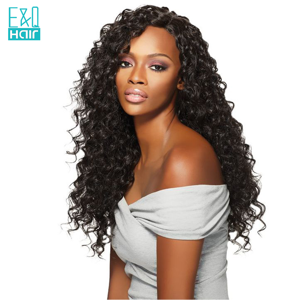 Human Hair Lace Wigs Logical Curly Full Lace Human Hair Wigs For Black Woman Brazilian Remy Hair Pre Plucked Hairline With Baby Hair Glueless Fuhsi Hair