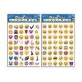 4 шт. Emoji Стикер Pack 400 Самые Популярные 400 Emoji Улыбающееся Лицо Наклейки Для Детей