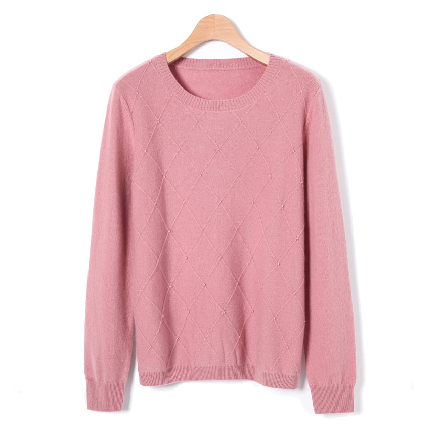 Aliexpress.com : Buy Women Pullover 2017 High Quality 100% Pure ...