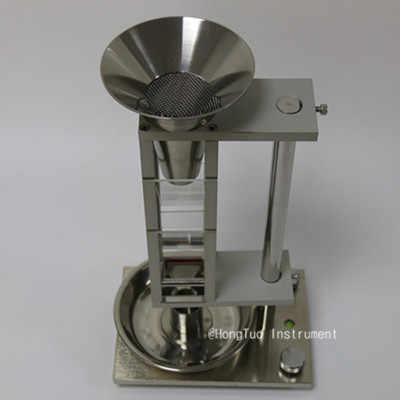 DY-1-01 Toonaangevende Fabrikant supply Scott Volumeter Dichtheid Tester van Polymeer Poeder