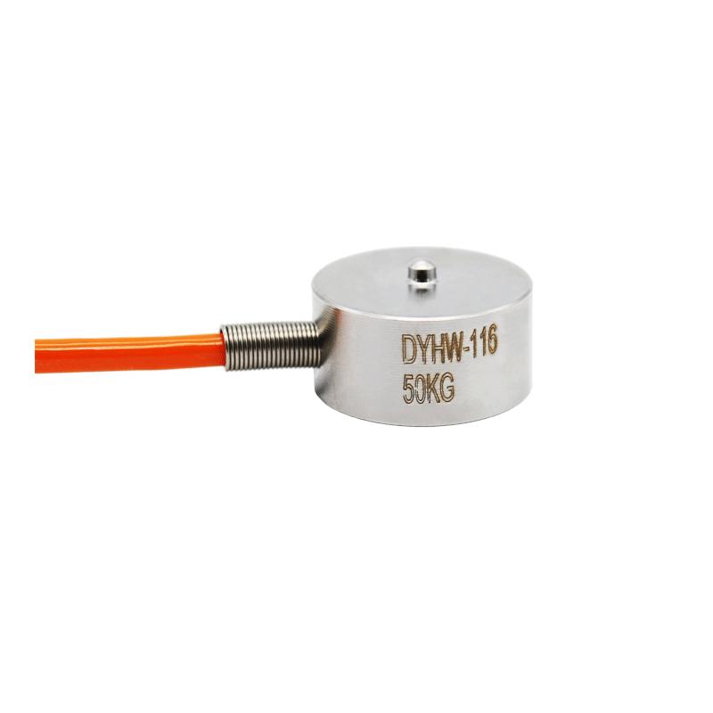DYHW-116 Robot Miniature Weighing Sensor Pressure Gravity Force and Weight SensorDYHW-116 Robot Miniature Weighing Sensor Pressure Gravity Force and Weight Sensor